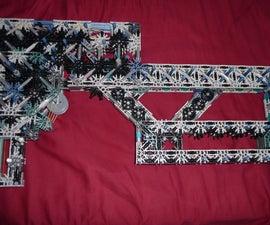 the S3 semi automatic gun (SA 3252)