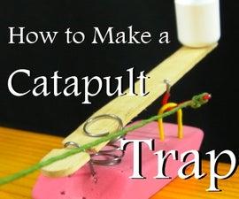 Mini Catapult - Office Survival Trap [HD Video Tutorial]