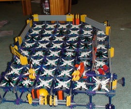 Knex Pinball Machine