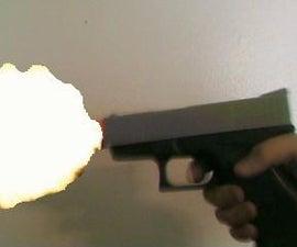 Muzzle Flash in Windows Movie Maker