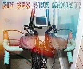 DIY Gps Bike Mount for Free!