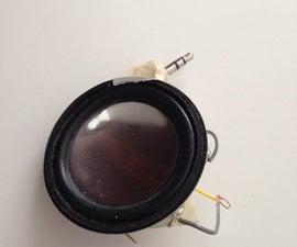 Light Synced Speaker