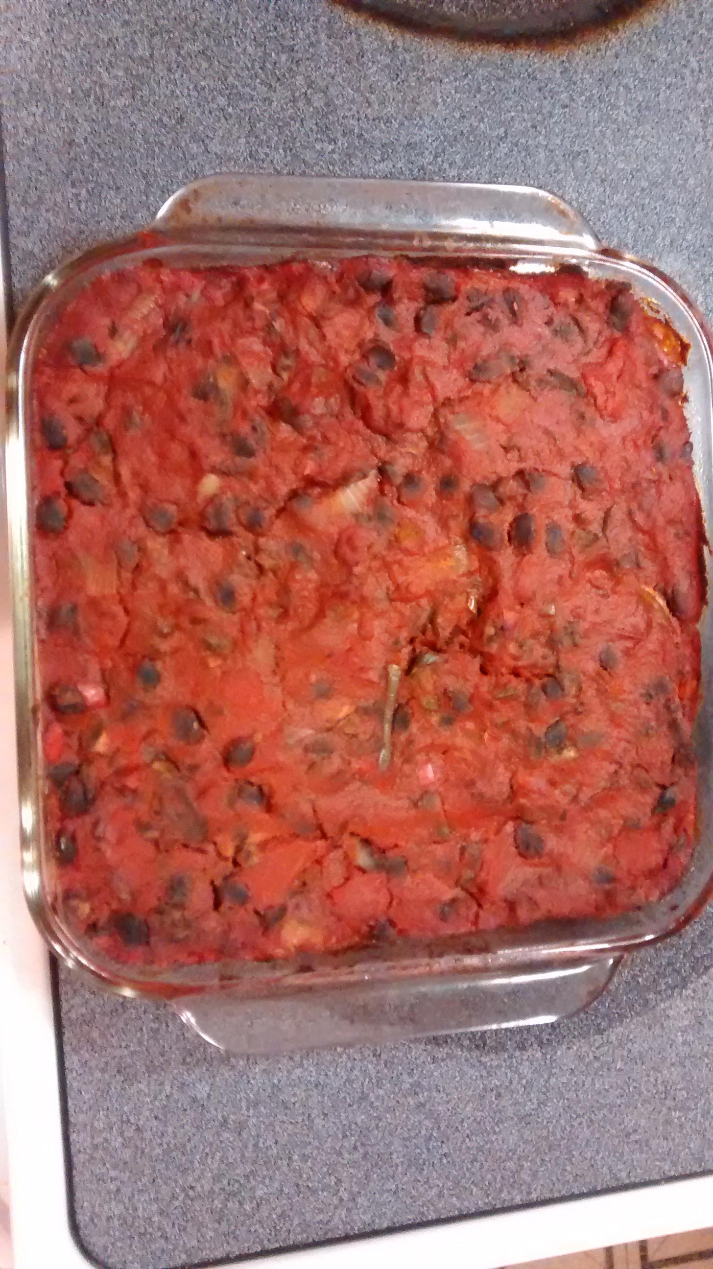 Picture of Enchilada Lasagna