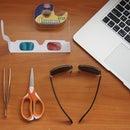 Comfortable 3D Glasses