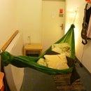 hammock in da house!