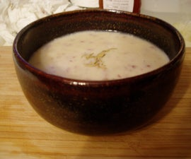 Creamy Potato Soup!
