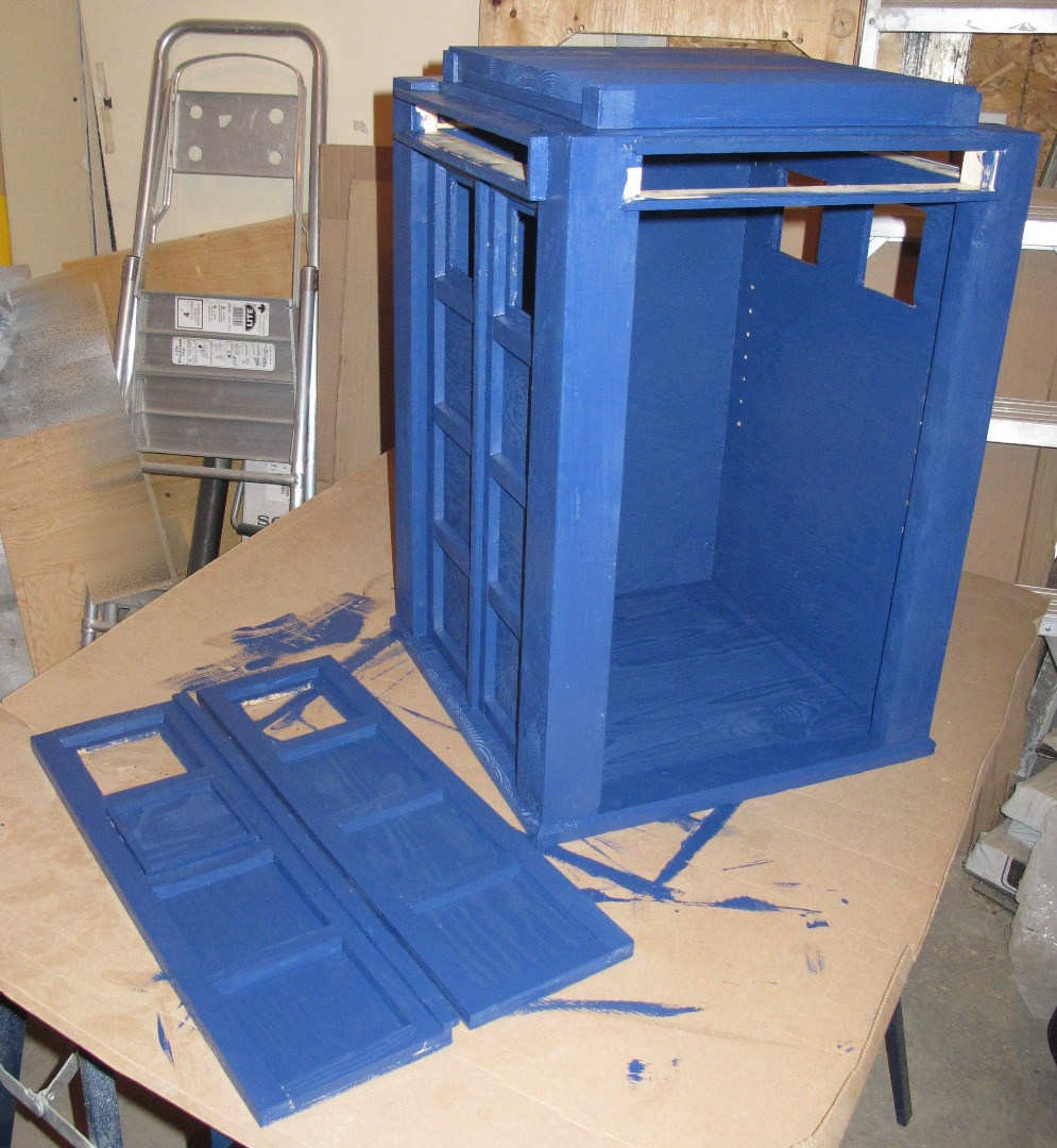 Picture of Painting the Side Table