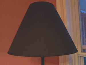 Clean Your Old Lampshade