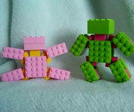 Block Dudes (LEGO)