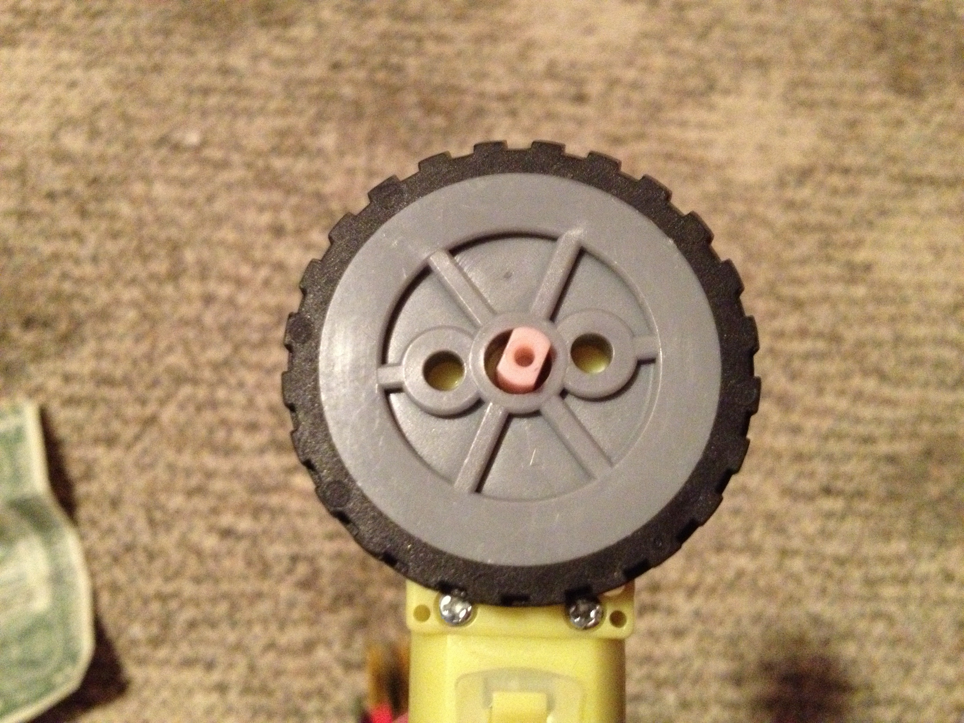 Picture of Get the Wheels to Work With Your Motors