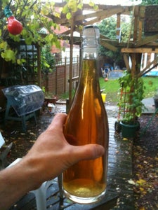 The Finished Cider