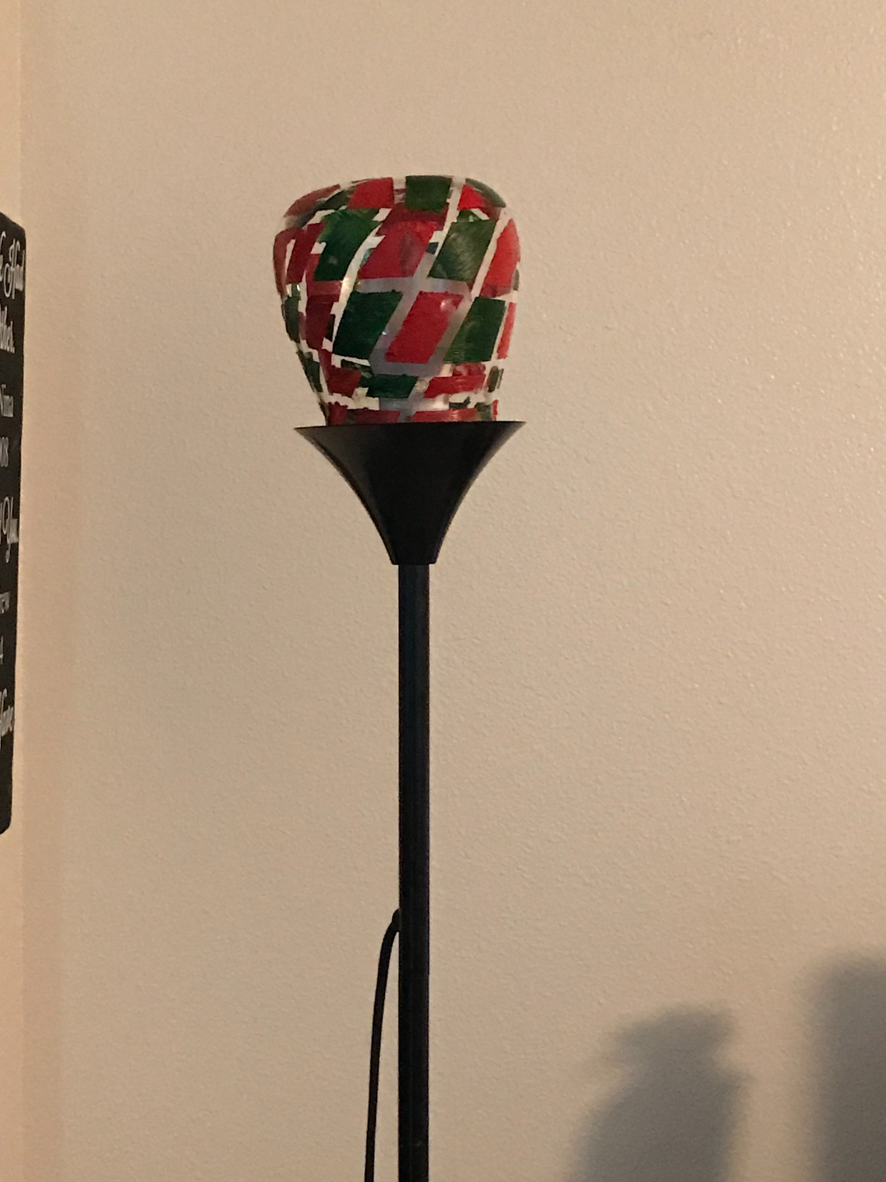 Picture of Christmas Lamp