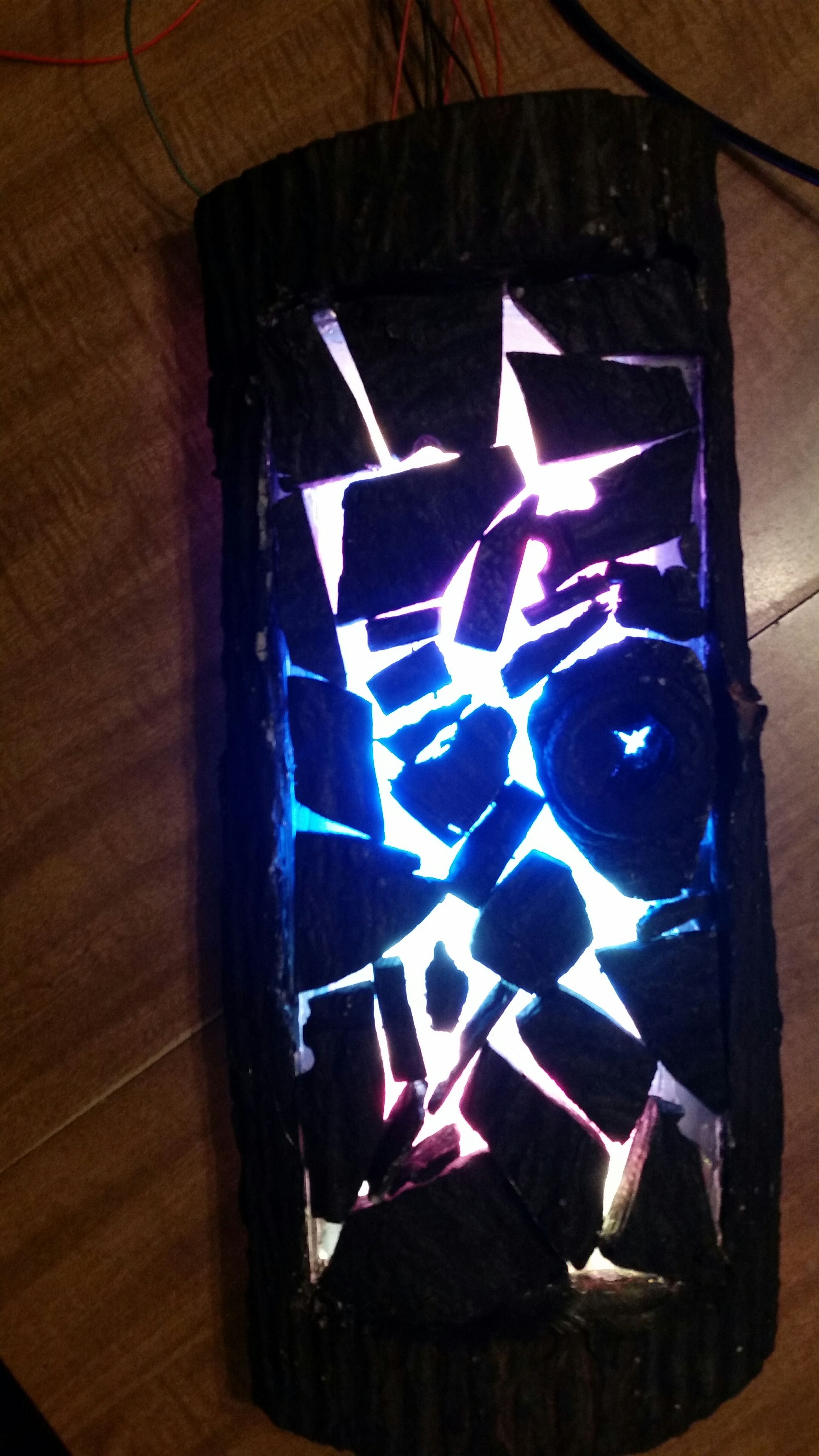 Picture of LED Fire Log