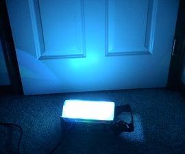 DMX-512 RGB LED Wash Light Control Board