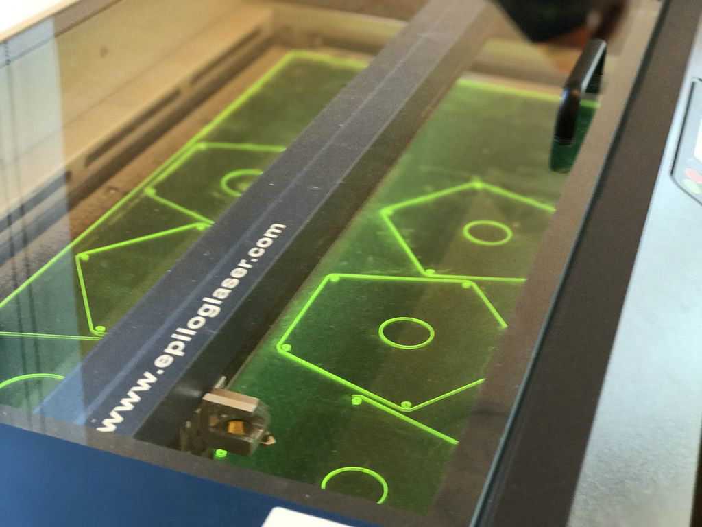 Picture of Laser Cut Your Acrylic
