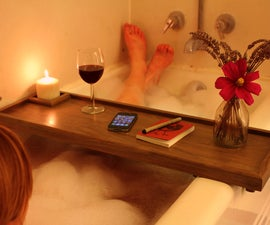 Bathtub Caddy