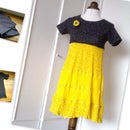 Recycle your skirt : create a new dress