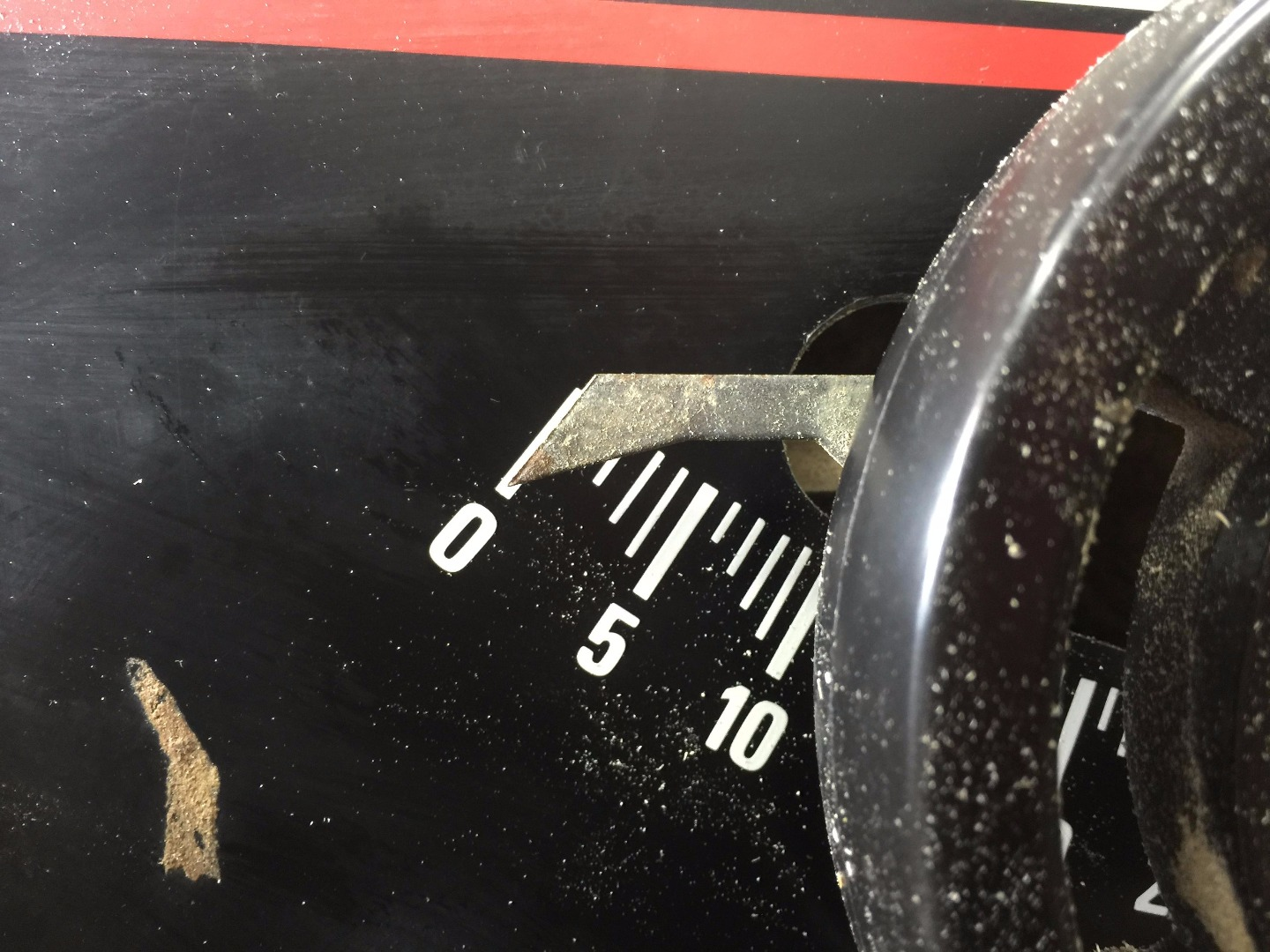 Picture of Check Your 90 Degree Bevel Stop