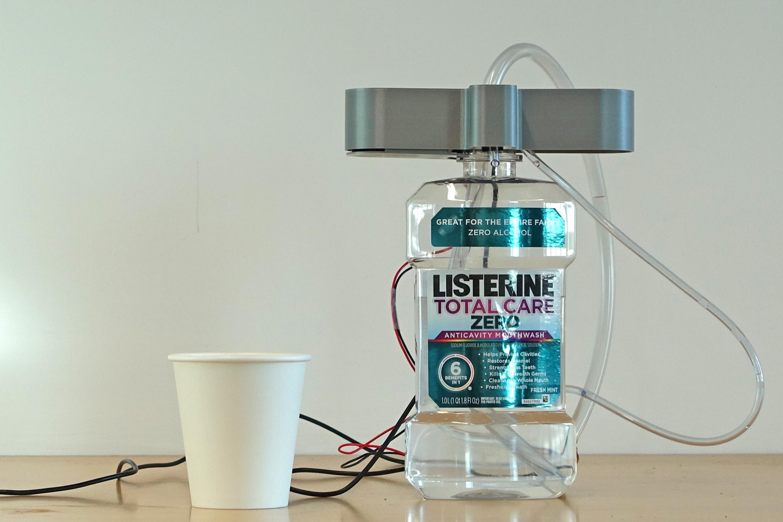 Picture of Smart Dispenser: Dispenses Solutions Based on the VOC Level