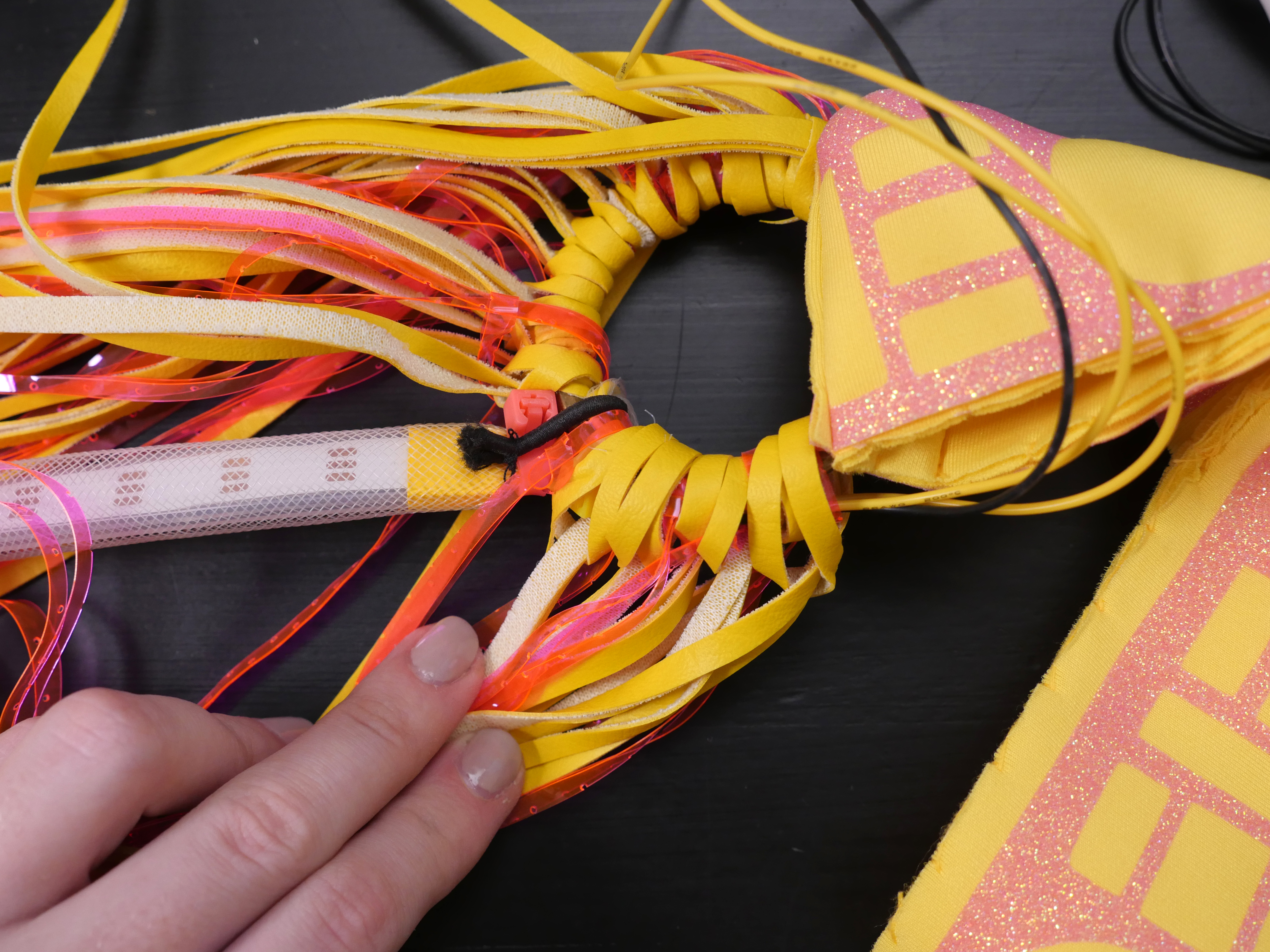 Picture of Attach LED Strips