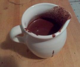 Teh Awesome Chocolate Sauce