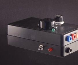 Quadruple low voltage electronic tester