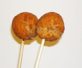 Nacho Cheese Pops