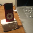 Quick Ipod stand