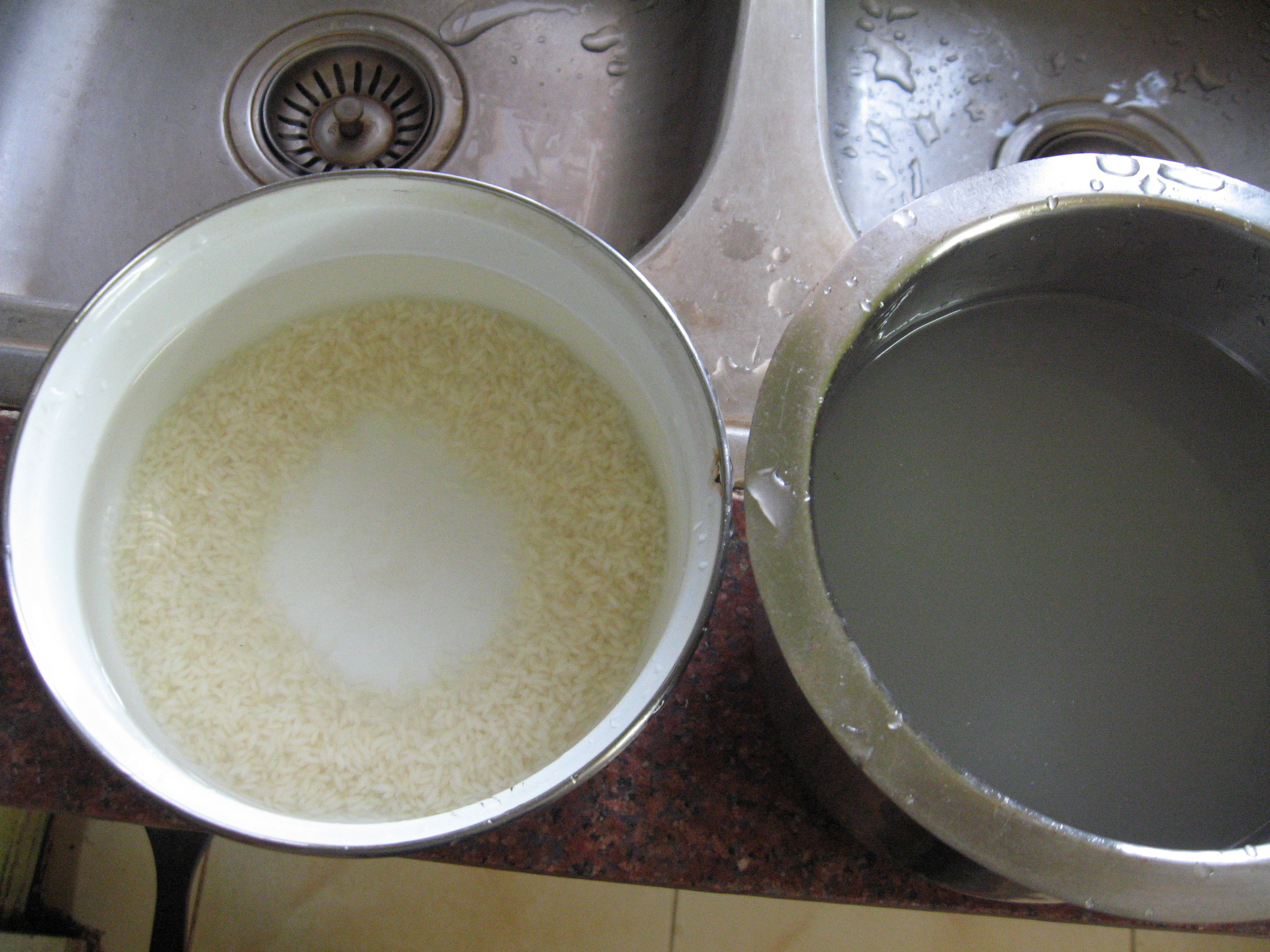 Picture of Soak Rice
