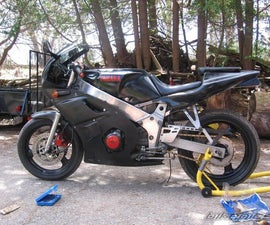 Valve Clearance Adjustment How-To (inline-4 motorcycle)