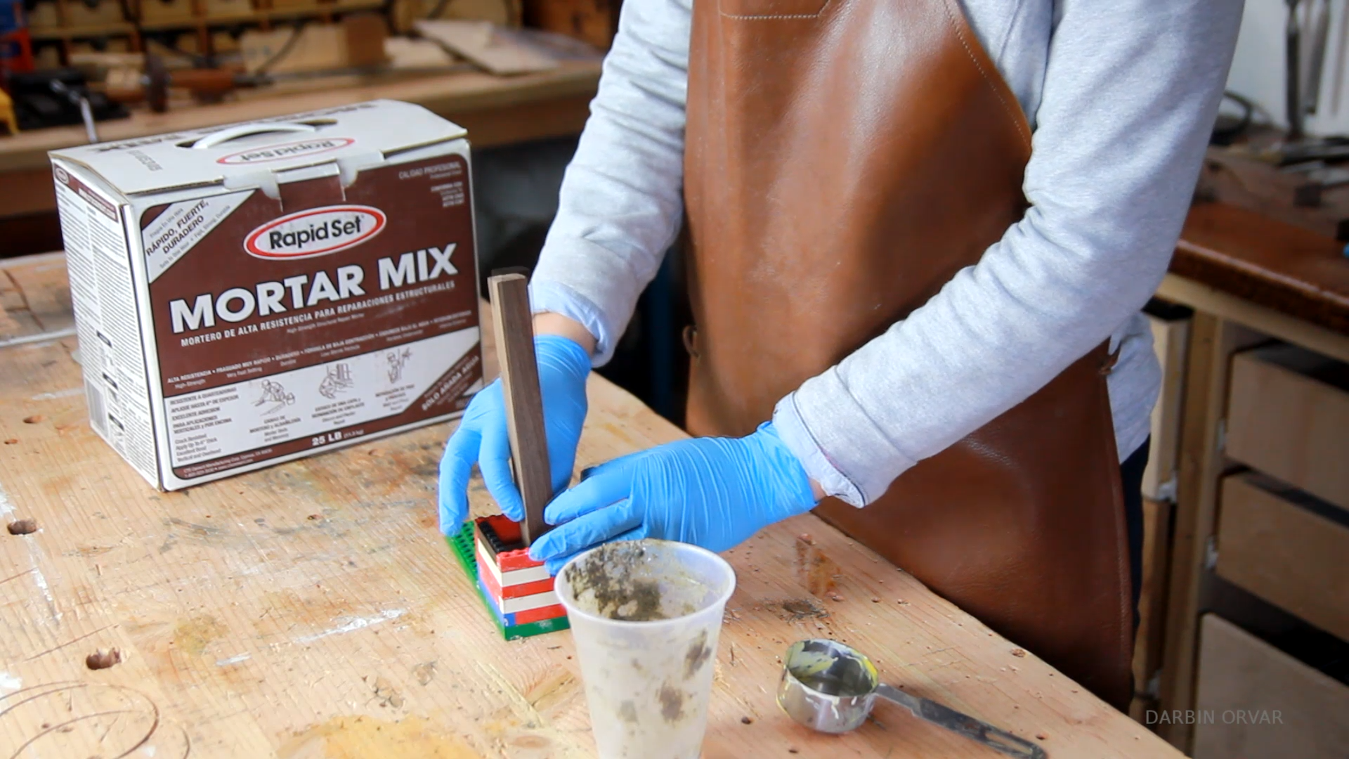 Picture of Mortar Mix