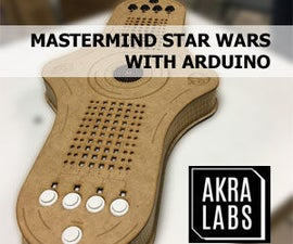 Mastermind Star Wars With Arduino MEGA