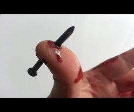 How to Prank Finger Nail
