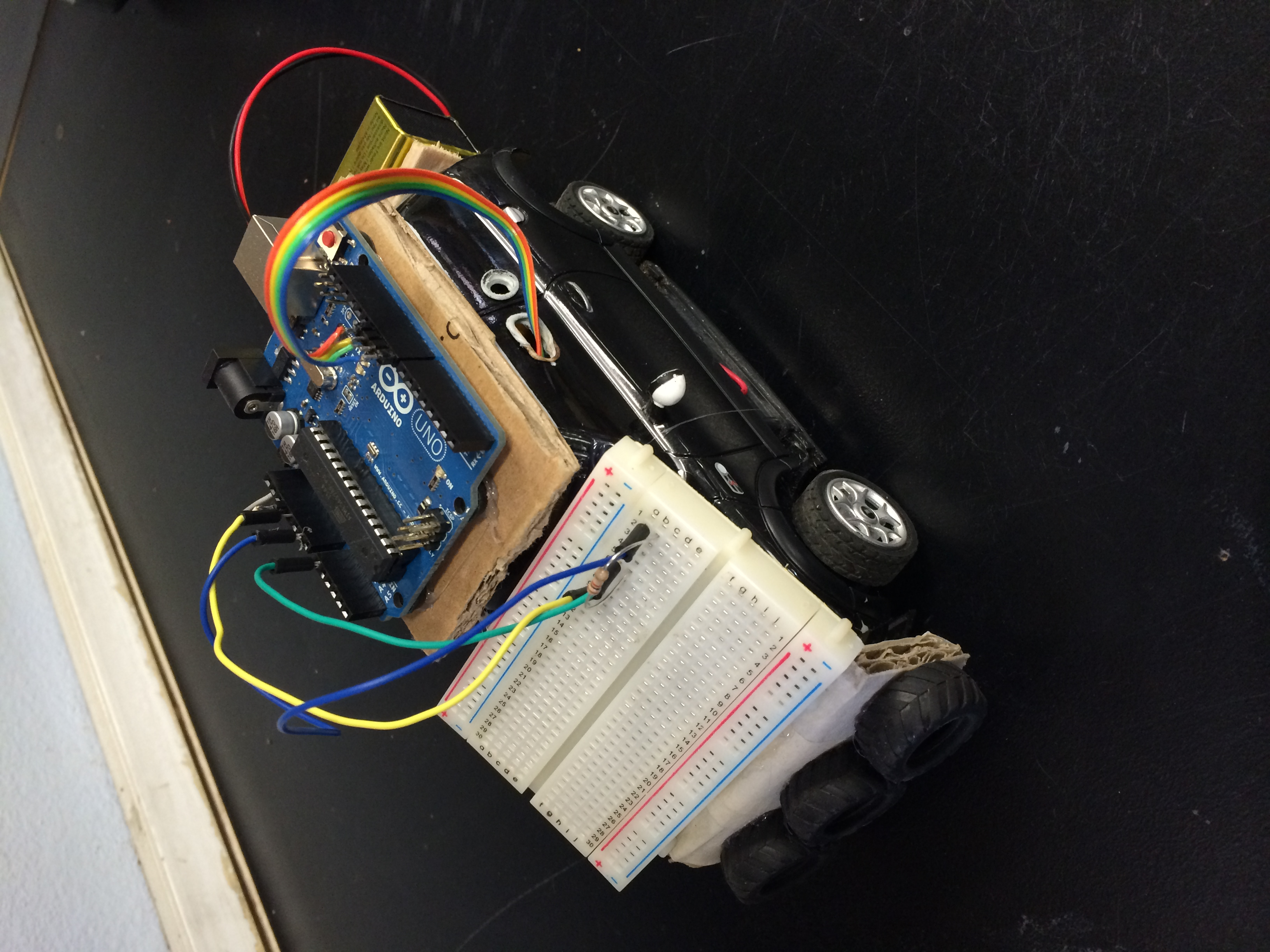 Picture of DIY RC Car Controlled With Arduino