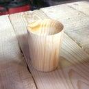 Pallet Shot Glass