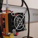 FDM 3D Printer for Stepcraft CNC Using MK8 Extruder