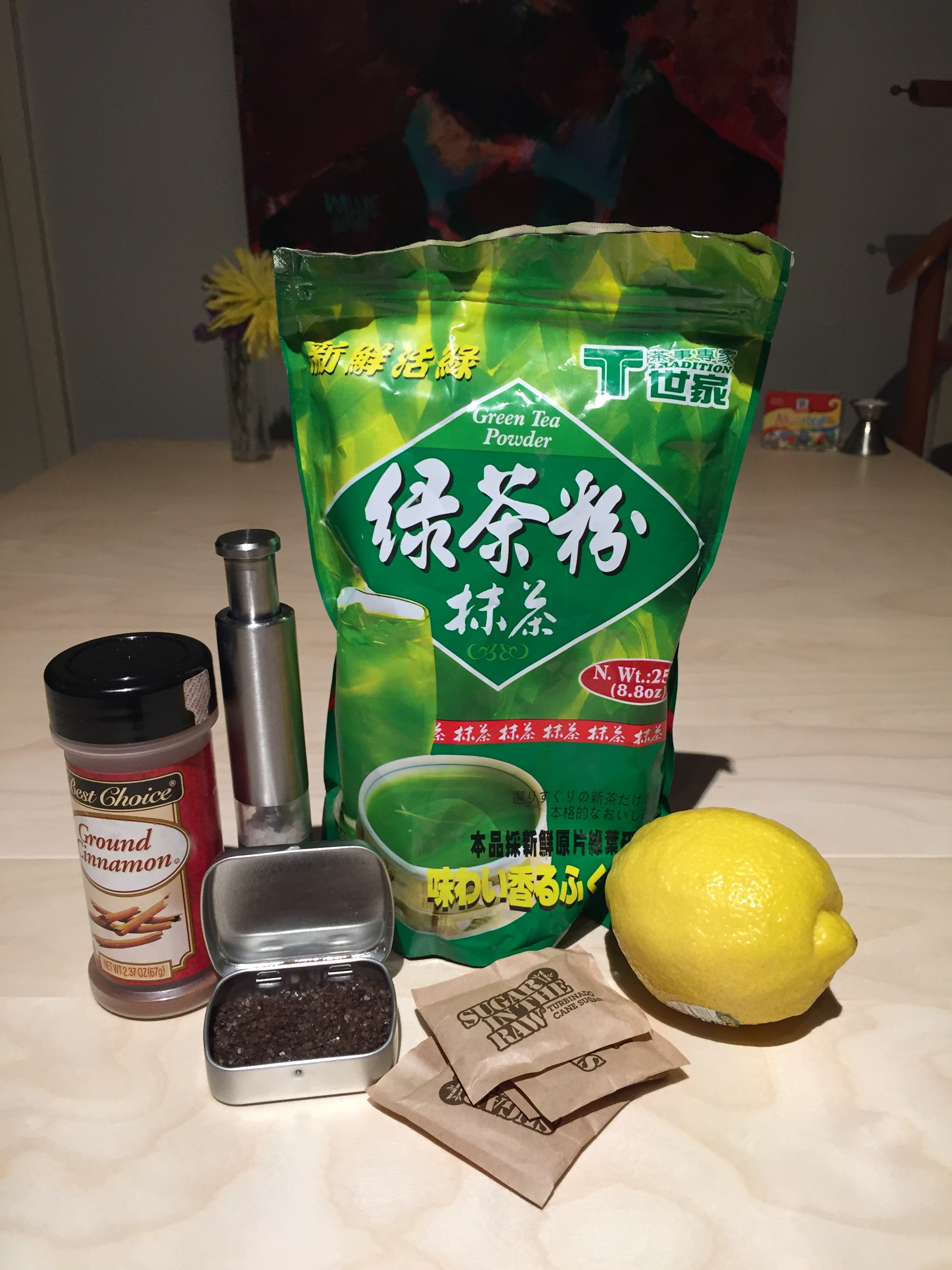 Picture of Ingredients / Tools