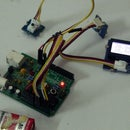Make Seedstudio's I2C LCD monitor work with an old Arduino