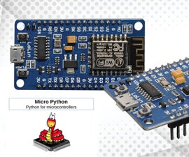Getting Started With MicroPython on the ESP8266