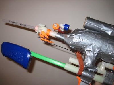 How to Make an Airsoft Gun!