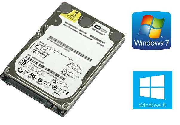 Picture of Install Windows 10/8.1/7 From Hard Drive [EN-ITA] Installare Windows 8-7 Da Hard Disk