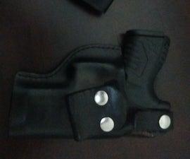Leather IWB Holster