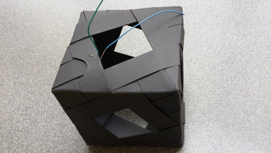LED Circuit and Cube Assembly