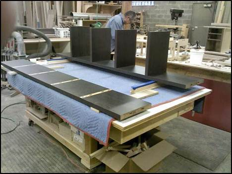 Picture of Assembly: Stage #1