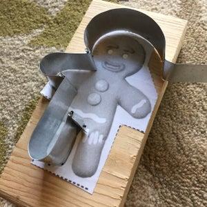 Making the Custom Cookie Cutter