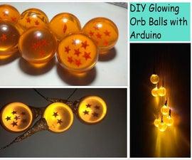 DIY Glowing Orb Balls With Arduino