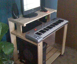 Rolling Piano Station