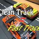 Slot Car Track and Tire Cleaning Tips: Improved Traction