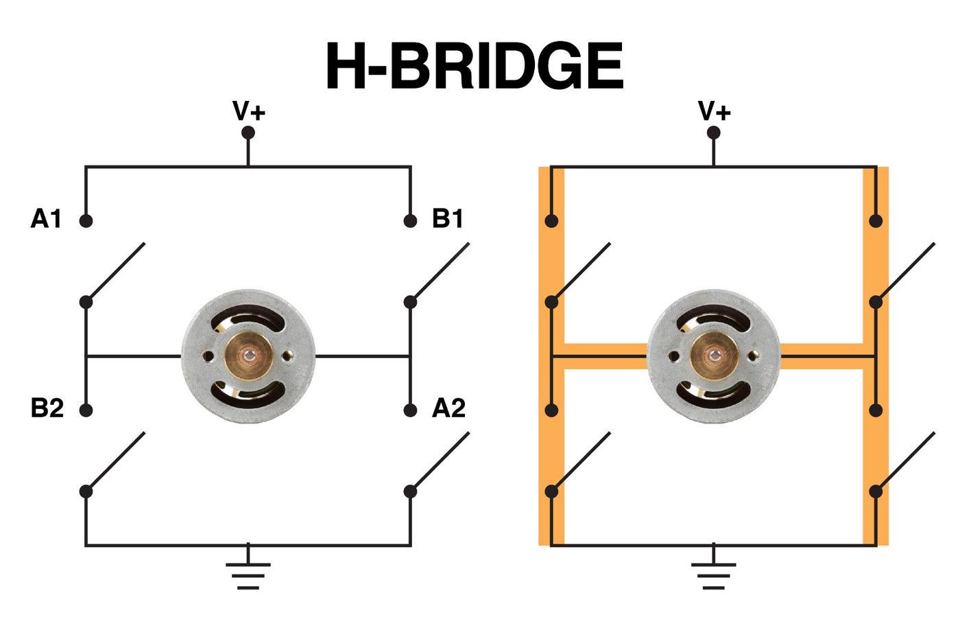 H-Bridge Basics