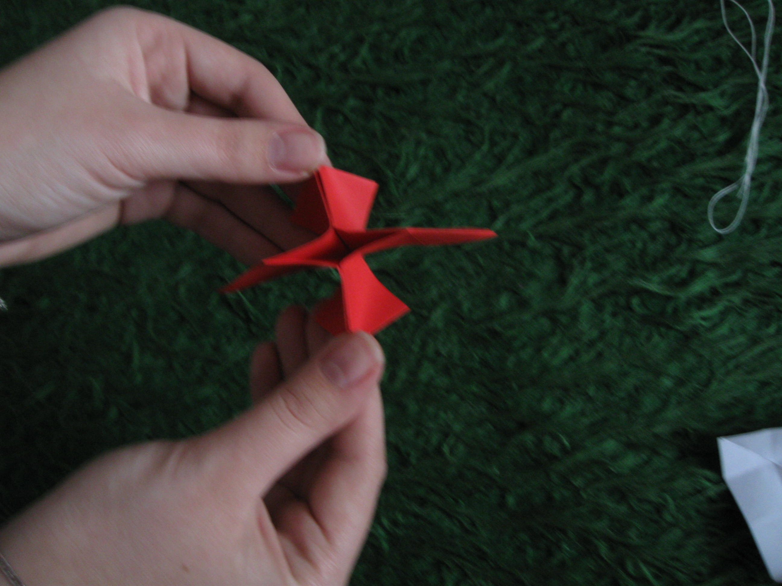 Picture of Folding the Model
